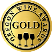 Oregon Wine Awards Gold Label