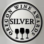 Oregon Wine Awards Silver Label