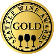 Seattle Wine Awards Gold Label